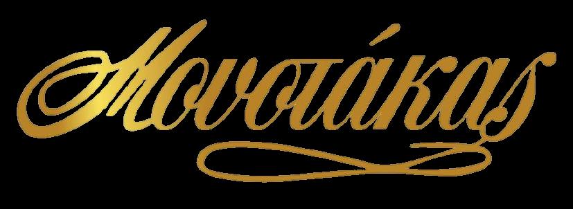 Λογότυπο Μουστάκας